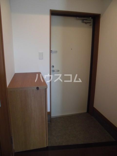 リバブル本通 603号室の玄関