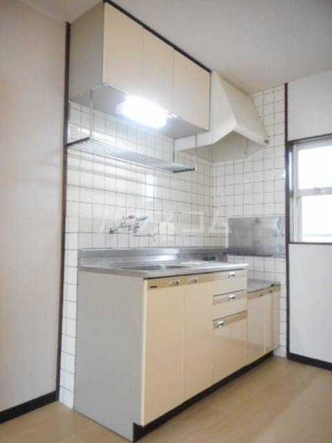 ヌーベルSANO 02010号室のキッチン
