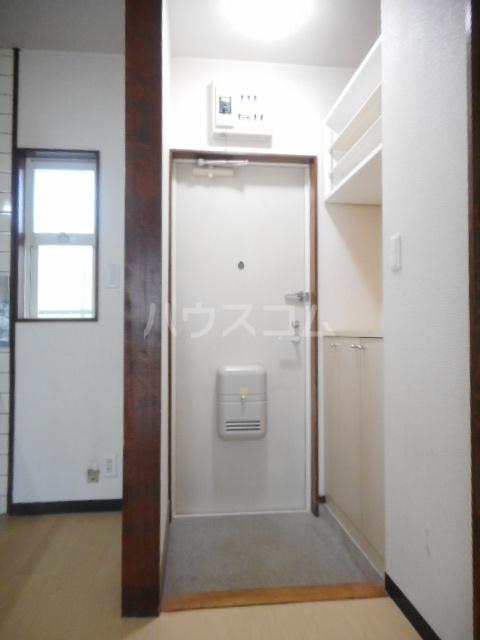 ヌーベルSANO 02010号室の玄関