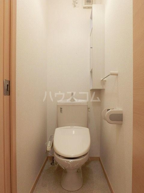 大東ヒルズ 01040号室のトイレ
