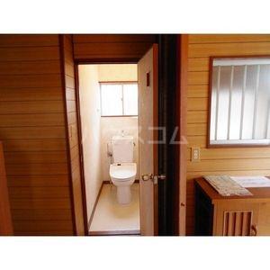 一戸建 大岩2鈴木邸のトイレ