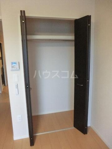 トレシャーナ 410号室の収納