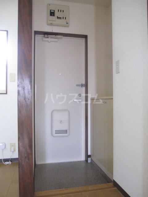 ヌーベルSANO 02030号室の玄関
