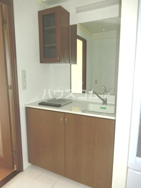 アイルーム東日野 303号室のキッチン
