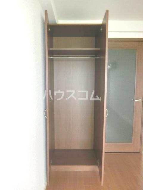 アイルーム東日野 303号室の収納