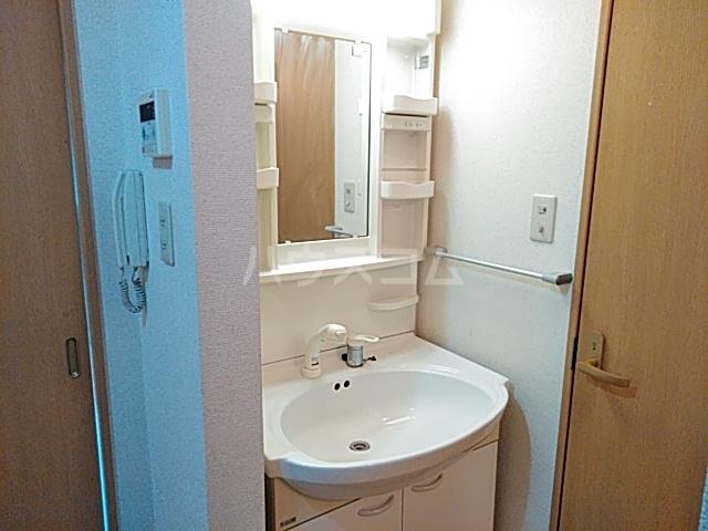 エーデルハイム神宮西 201号室の洗面所