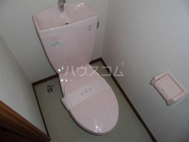 グリシーヌ 101号室のトイレ