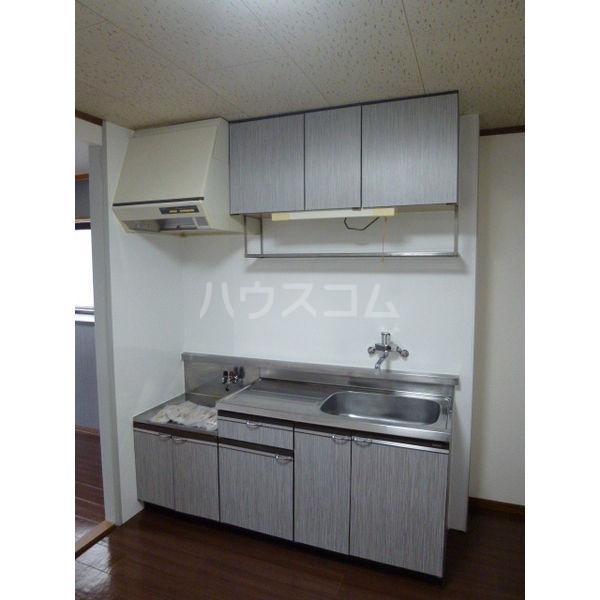 メゾンアメニティ 203号室のキッチン