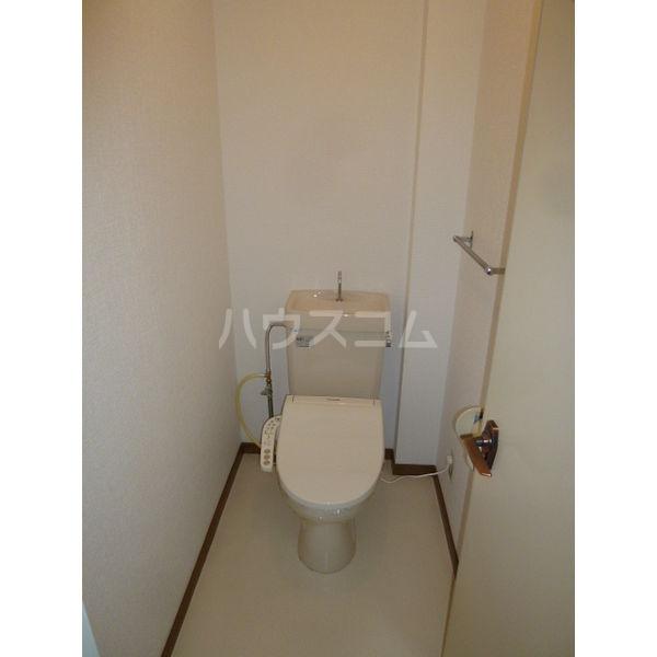 メゾンアメニティ 203号室のトイレ