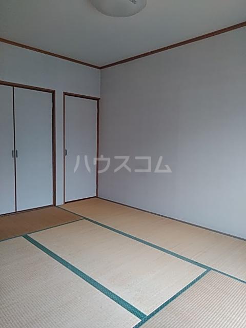 コンフォート鎌田 201号室の居室