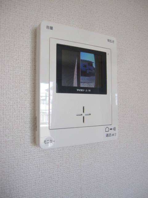 ヌフ・ソレイユ 02010号室のセキュリティ