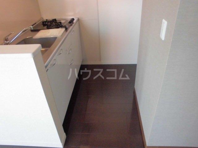 EVERGREEN 402号室のキッチン