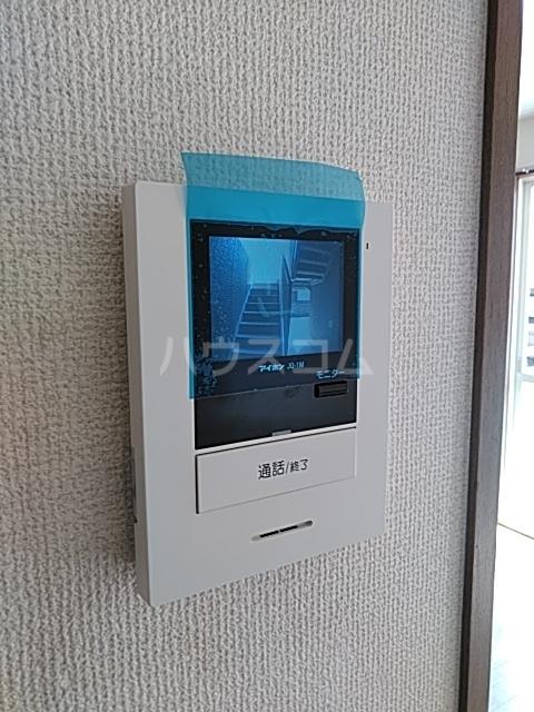 ハイカムール21 102号室のセキュリティ