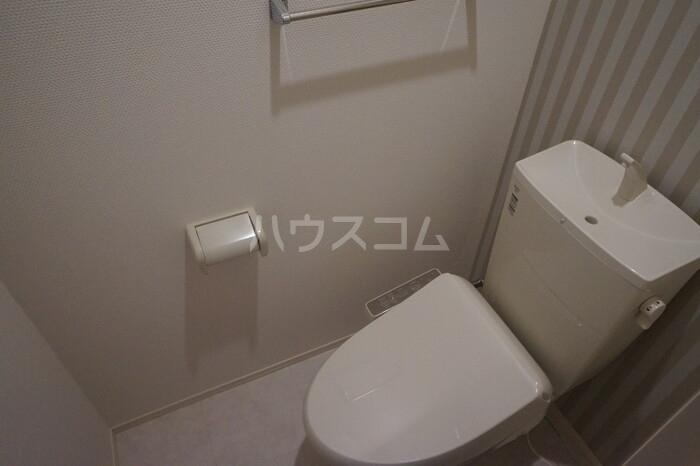 ヴェル ドミール 503号室のトイレ