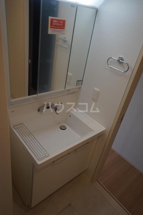 ヴェル ドミール 503号室の洗面所