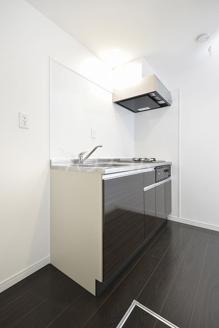 Cielo五女子 202号室のキッチン