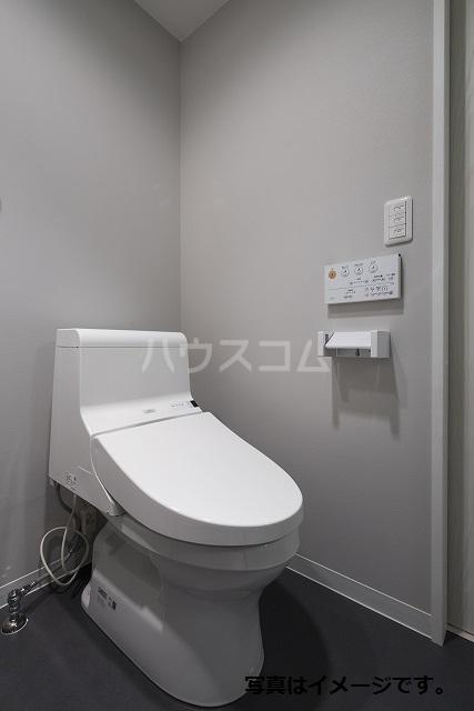 Cielo五女子 202号室のトイレ