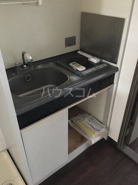 ライオンズプラザ平塚宝町 201号室のキッチン