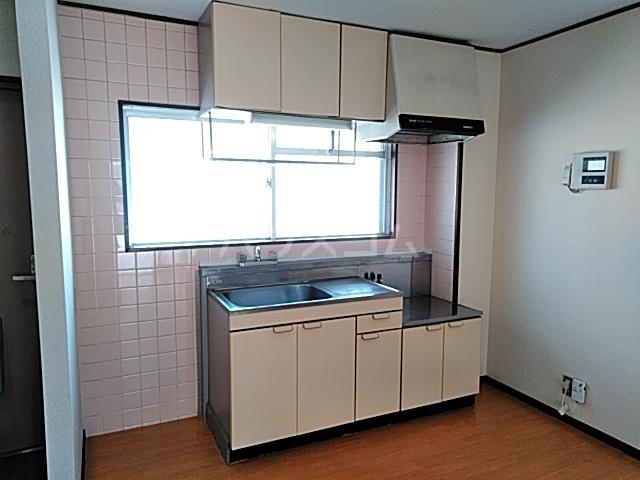 エクシ-ド久末 03010号室のキッチン