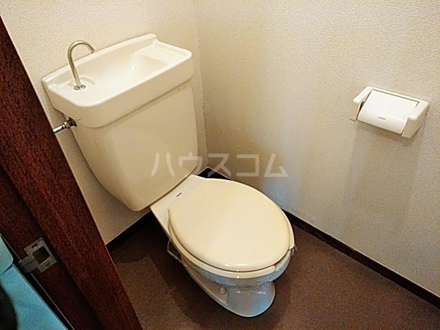 エクシ-ド久末 03010号室のトイレ