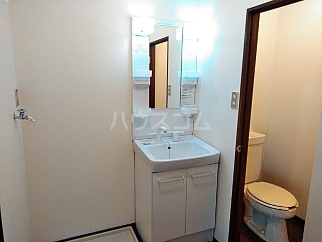 エクシ-ド久末 03010号室の洗面所