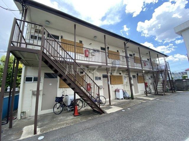 浜田荘 8号室の外観