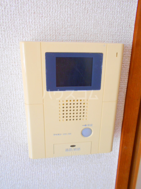 クローネ川口 205号室のセキュリティ