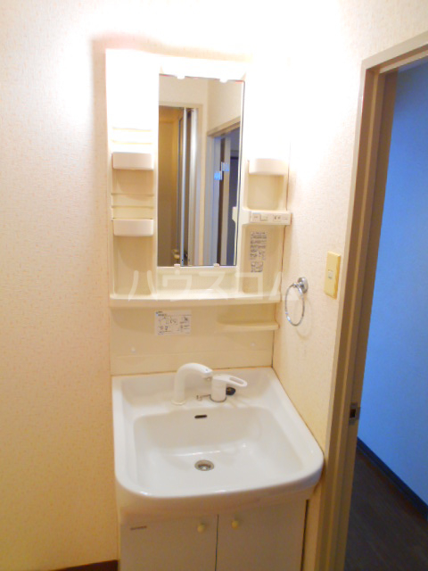 クローネ川口 205号室の洗面所