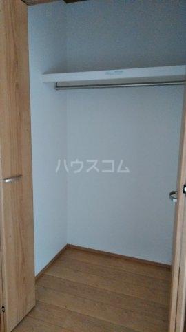 プレジール 102号室の収納