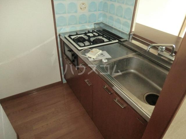 エクセレント港 306号室のキッチン