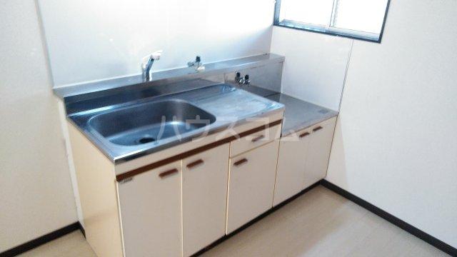 ドエル武田 105号室のキッチン