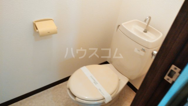 ドエル武田 105号室のトイレ