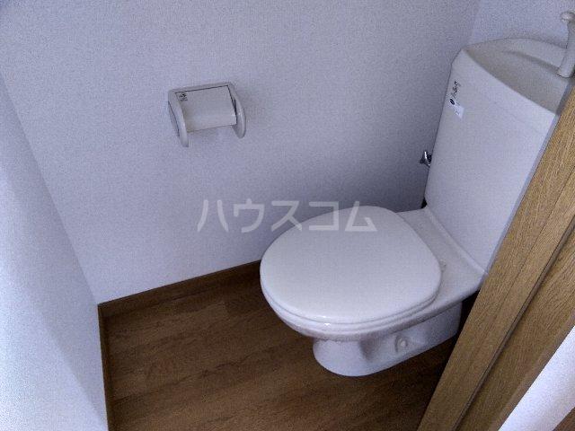 アムールグリシーヌ 201号室のトイレ