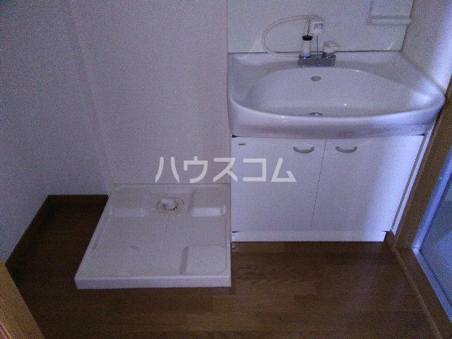 アムールグリシーヌ 302号室の洗面所