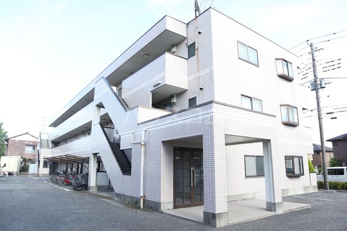 コーワレジデンス 弐番館外観写真