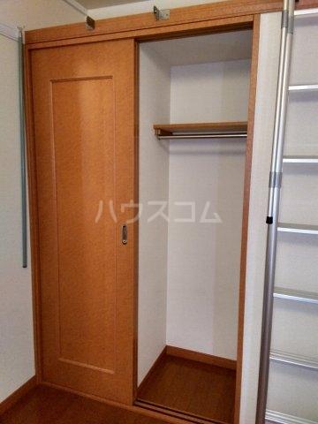 レオパレスKC 104号室の収納
