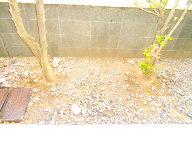 メゾン・パシフィコ 104号室の庭