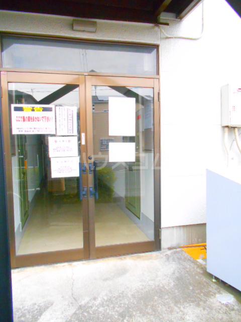 メゾン・パシフィコ 104号室のエントランス