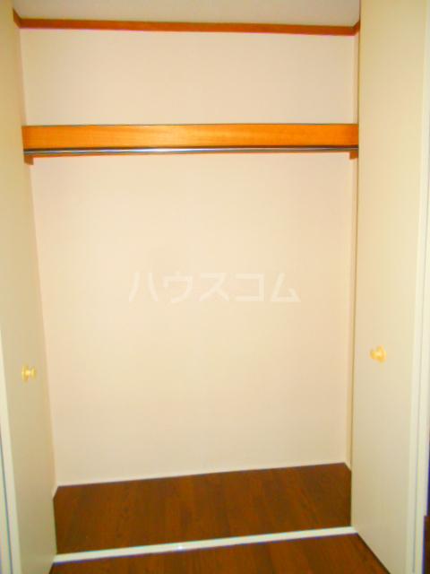 メゾン・パシフィコ 104号室の収納