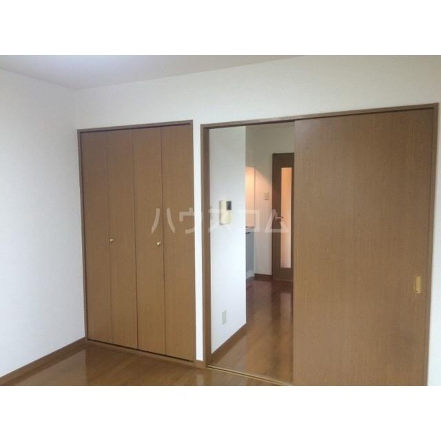 アムール 雅 105号室のベッドルーム