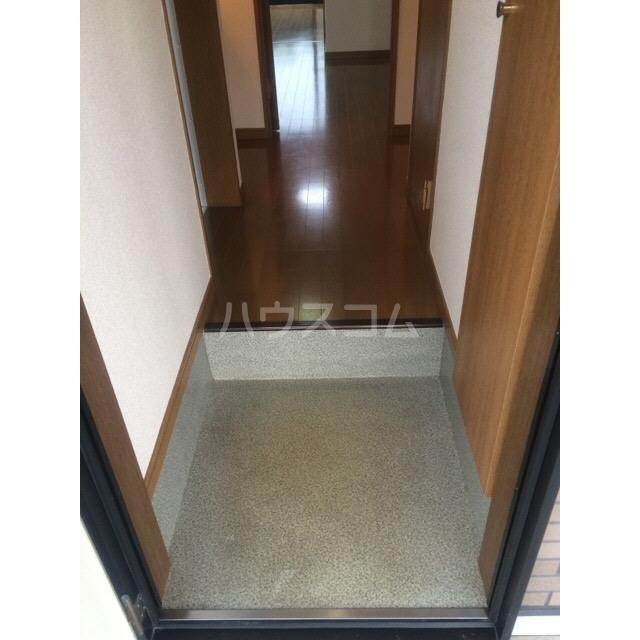 アムール 雅 105号室の玄関