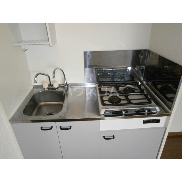アムール 雅 106号室のキッチン