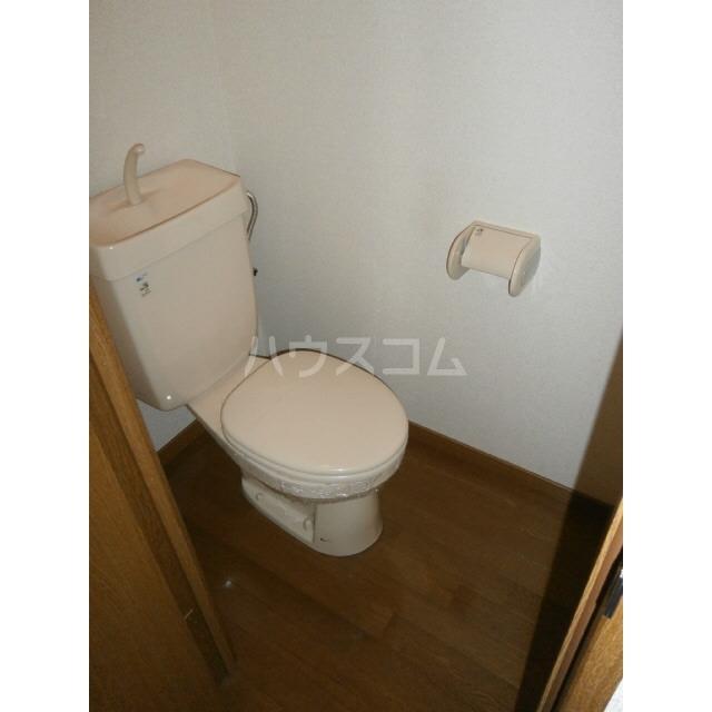 アムール 雅 106号室のトイレ