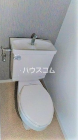 ノーリーズン湘南 202号室のトイレ