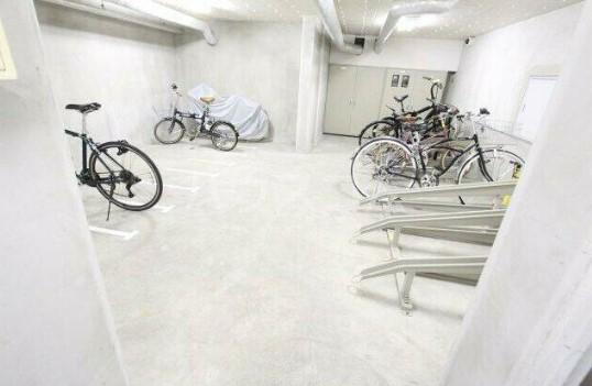 プライムアーバン目黒リバーサイド 303号室の設備
