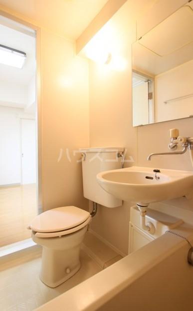 プラチナハウス高輪 602号室の風呂