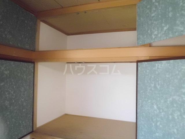 富士美ハイツ 203号室の収納