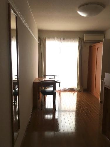 レオパレスコンフォート吉良 102号室の収納