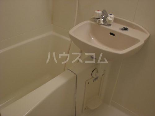レオパレス富士見Ⅱ 302号室の洗面所