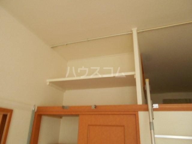 レオパレス小町A 302号室の収納